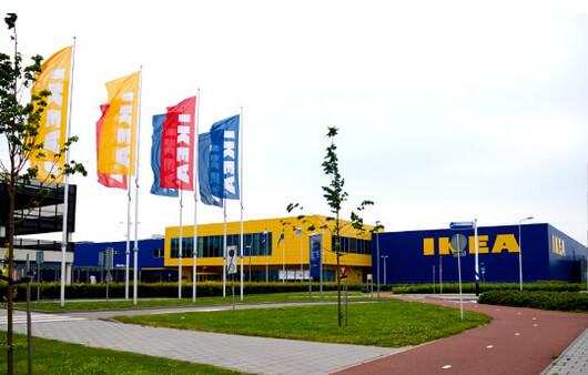 IKEA vestiging WIM contactpersoon